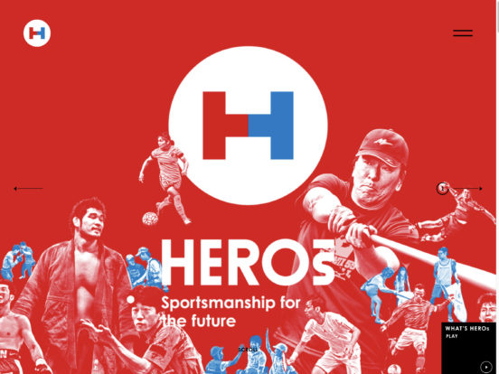 HEROs – Sportsmanship for the future –