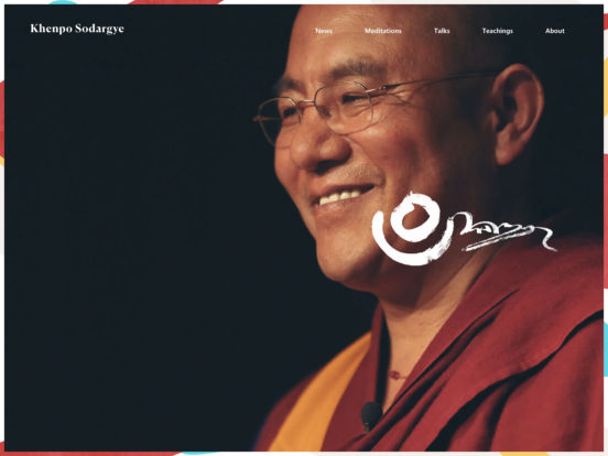 The Official Website of Khenpo Sodargye Rinpoche –