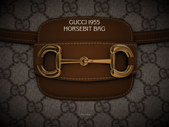 Gucci 1955 Horsebit Bag
