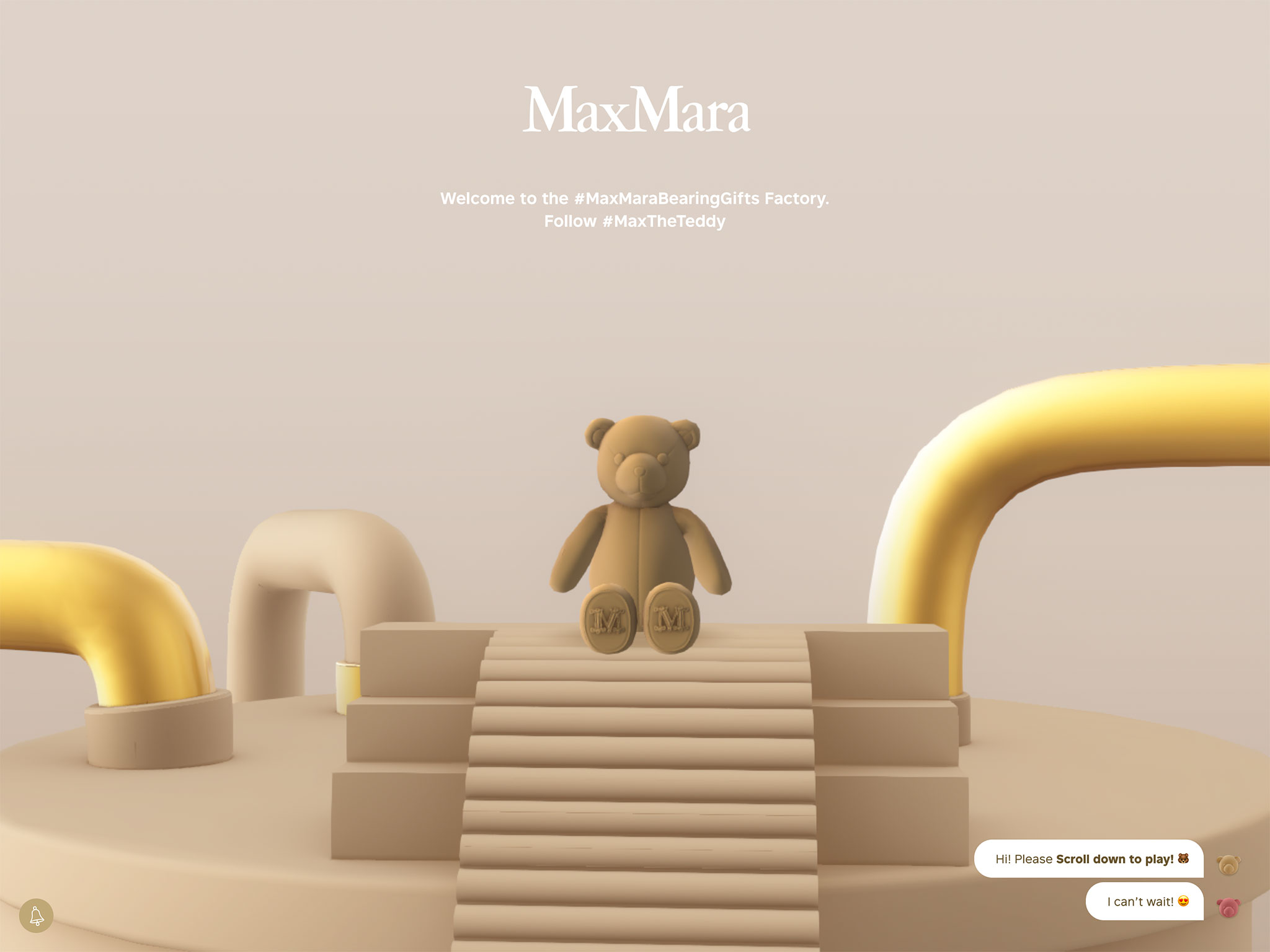#MAXMARABEARINGGIFTS | Gift Ideas Collection | Max Mara