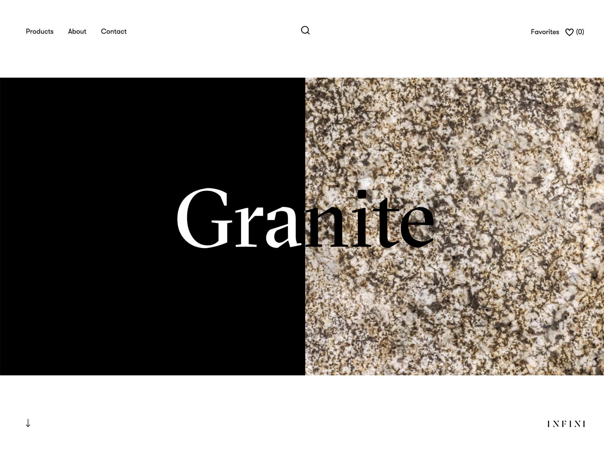 Category: Granite — Infini Inc.