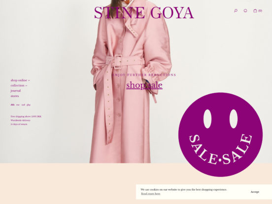 Stine Goya – Official Webshop