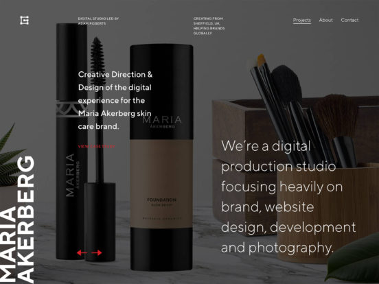 Website design and development – Sheffield – Grilled Pixels