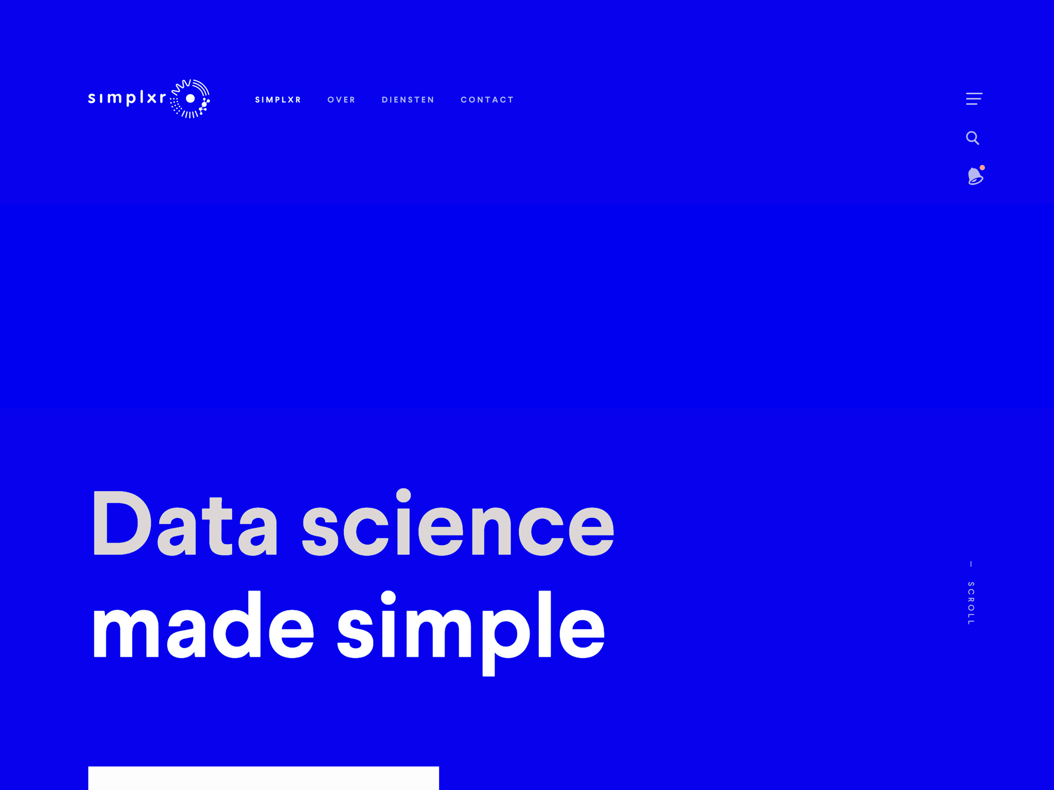 Data Science made simple · Simplxr