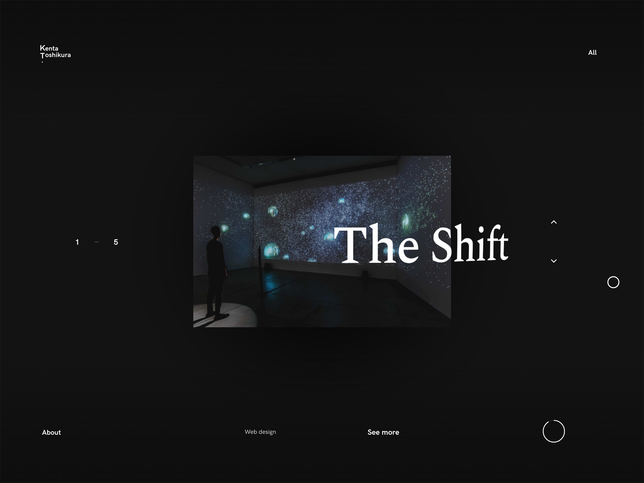 Kenta Toshikura | Web design & Development