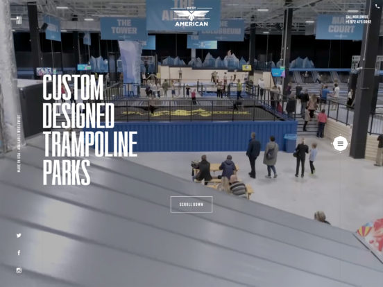 Trampoline Park Manufacturers & Park Equipment | Ninja Courses