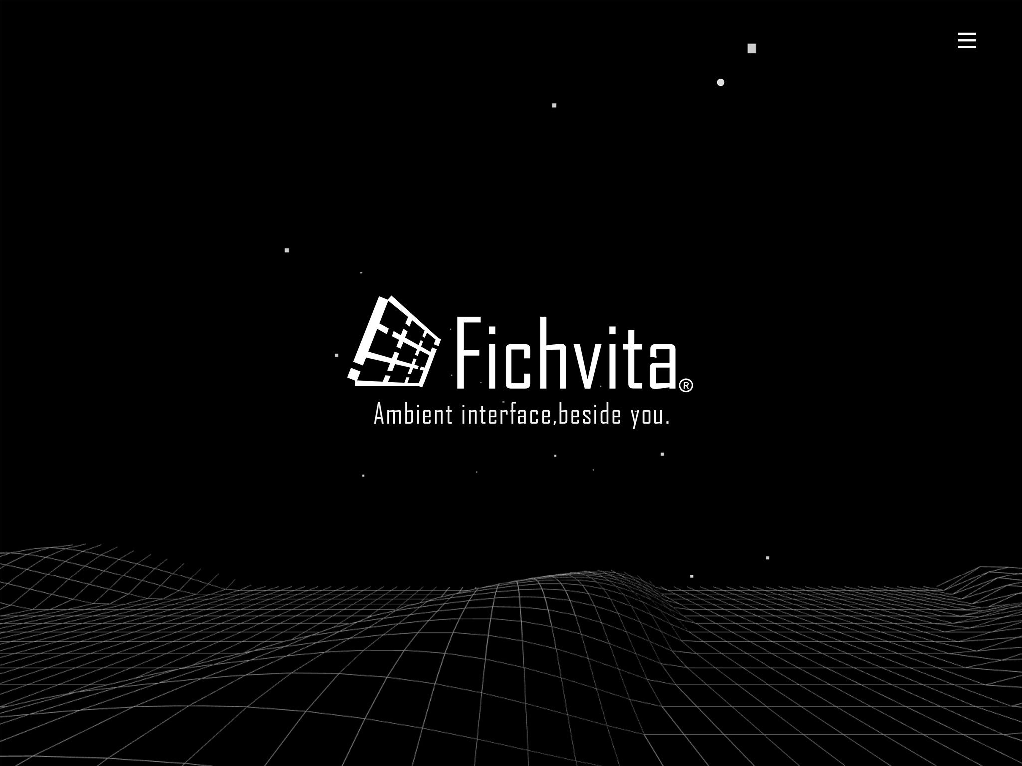 Fichvita Ambient interface,beside you.