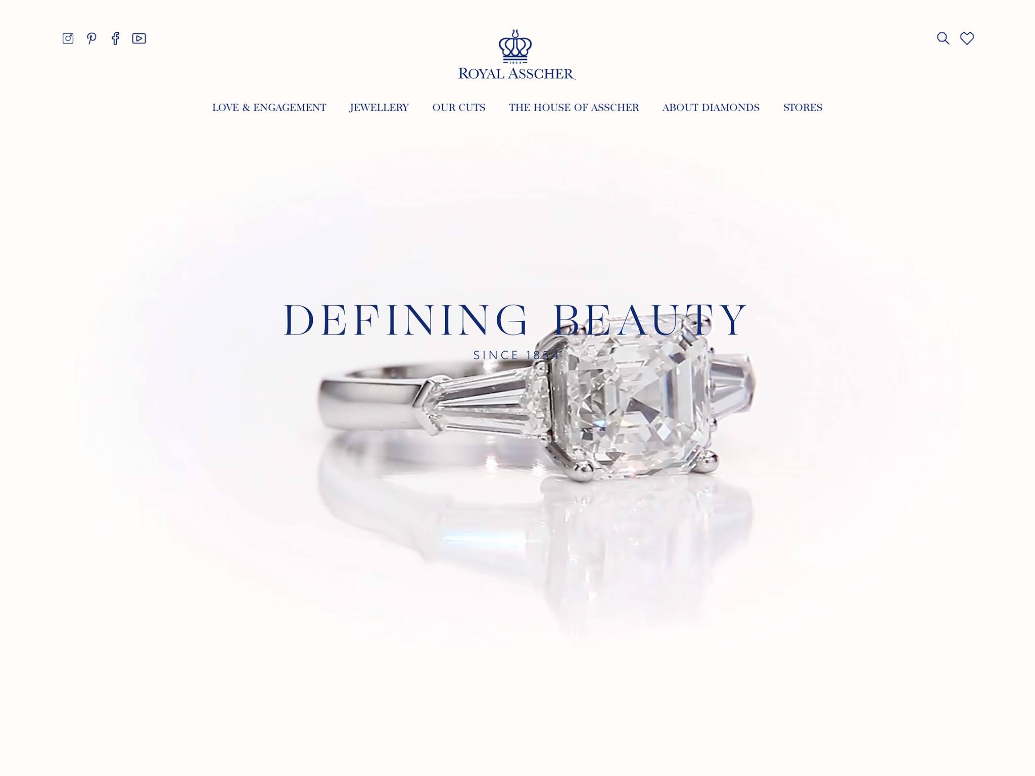 Royal Asscher – Diamonds since 1854