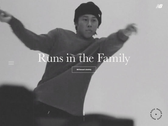 Runs in the Family | ニューバランス 【New Balance】