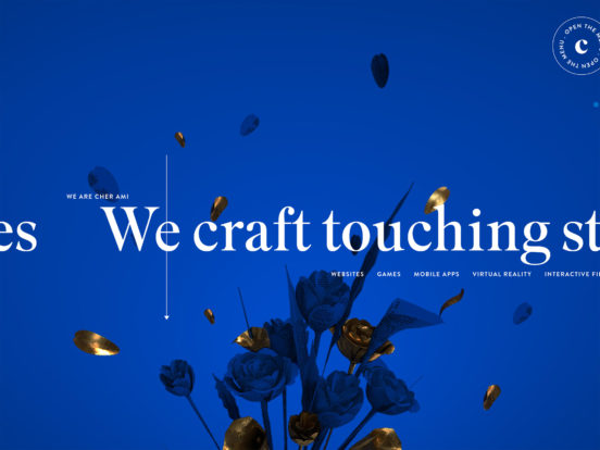 Cher Ami – We craft touching stories