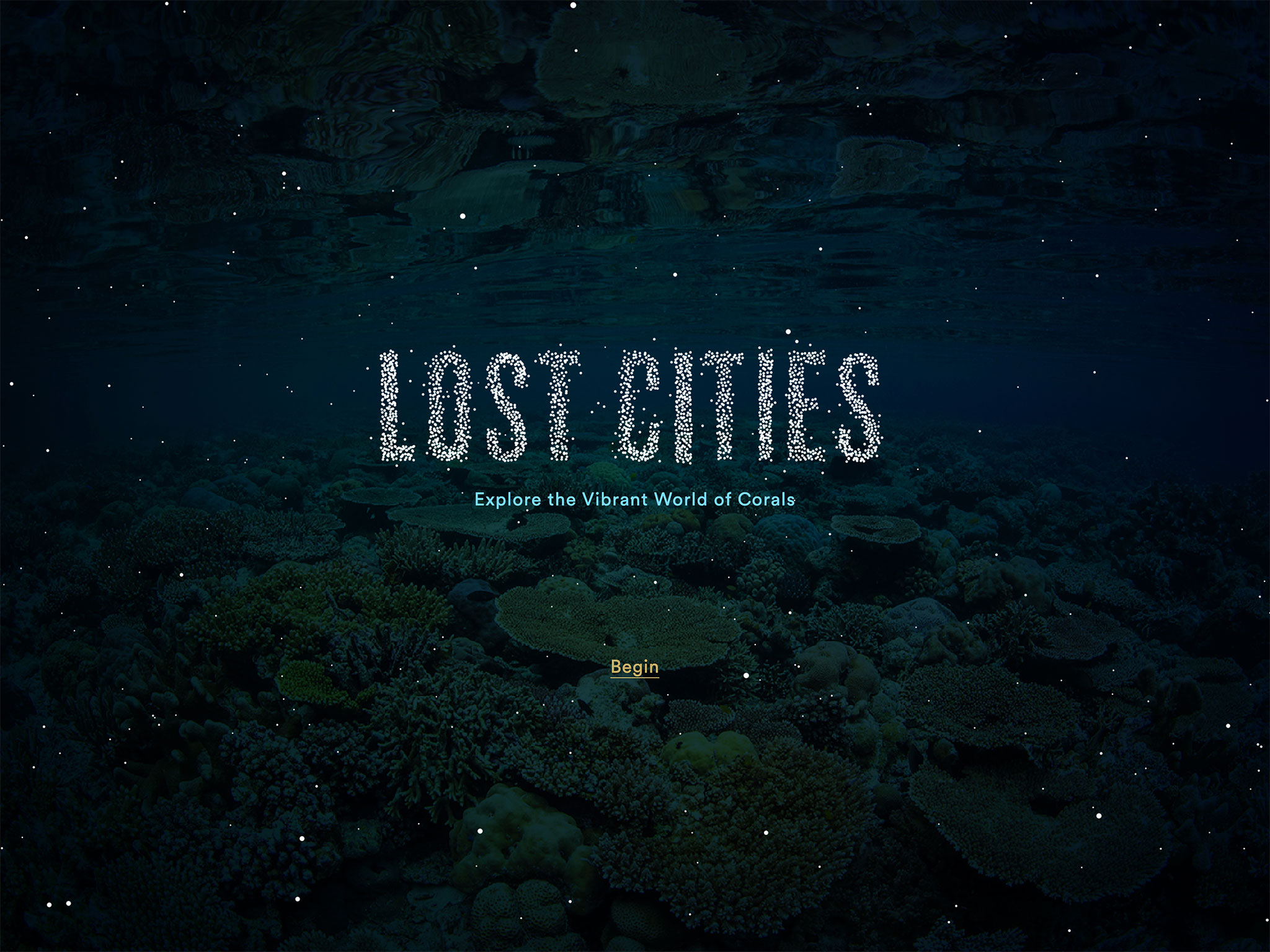 Lost Cities: A Story of Coral