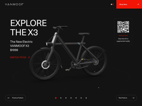 VanMoof S3 & X3 Launch