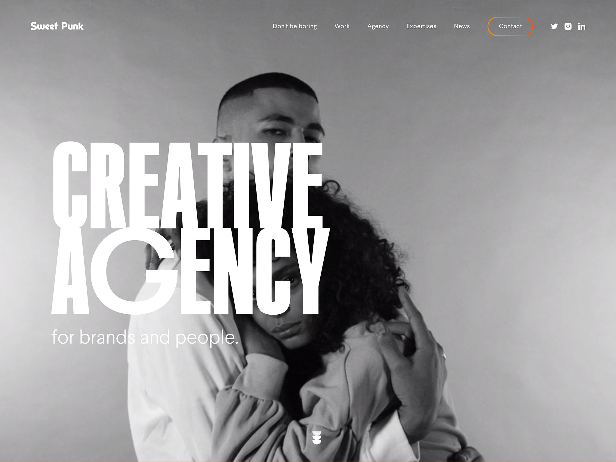 Creative digital agency in Paris and Montpellier | Sweet punk