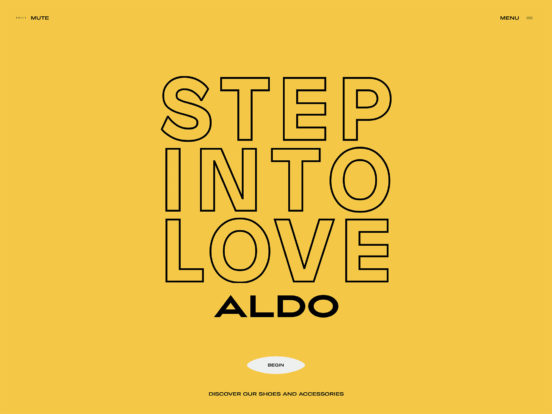 Step Into Love | ALDO Canada