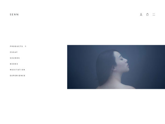 SENN / セン – Less is beauty –