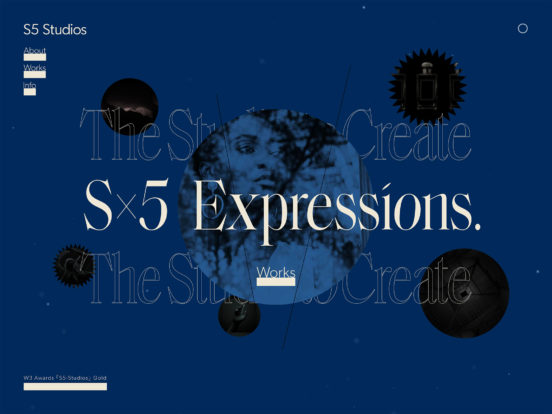 S5-Studios — The Studio to Create S×5 Expressions.
