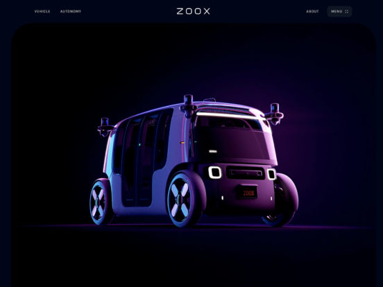 The future is for riders – Zoox